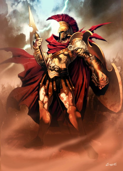Ares_by_GENZOMAN