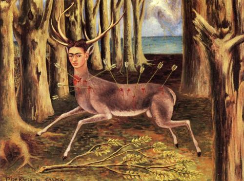 The Wounded Deer_Frida_Kahlo