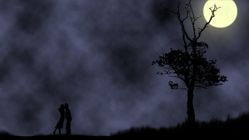 Moonlight_Kiss_by_NotInThisReality