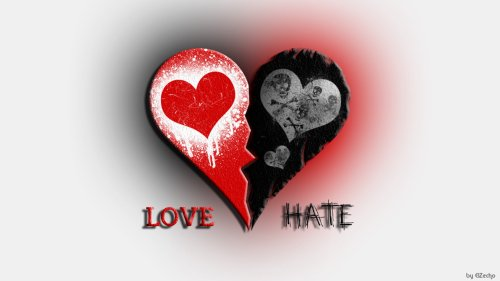 love_and_hate_by_elzecho-d5yfb2j