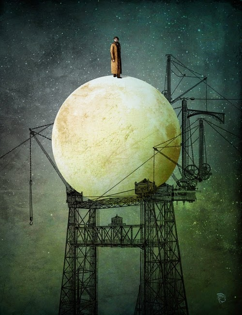 07-Architect-Moon-Christian-Schloevery-Surreal-Paintings-Balance-of-Mind-and-Heart-www-designstack-co